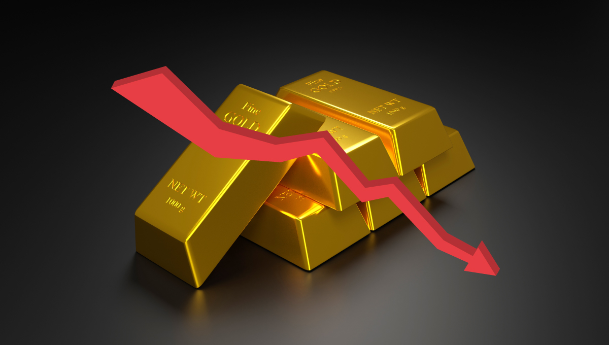 What S Driving Gold Prices Down In A